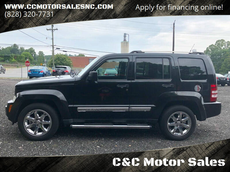 2011 Jeep Liberty for sale at C&C Motor Sales LLC in Hudson NC