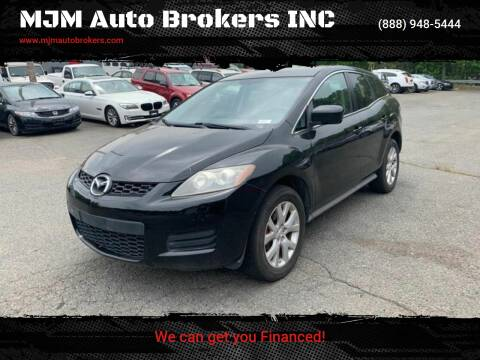 2008 Mazda CX-7 for sale at MJM Auto Brokers INC in Gloucester MA