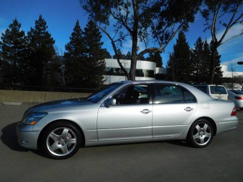 2005 Lexus LS 430 for sale at East Bay AutoBrokers in Walnut Creek CA