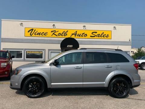 2019 Dodge Journey for sale at Vince Kolb Auto Sales in Lake Ozark MO