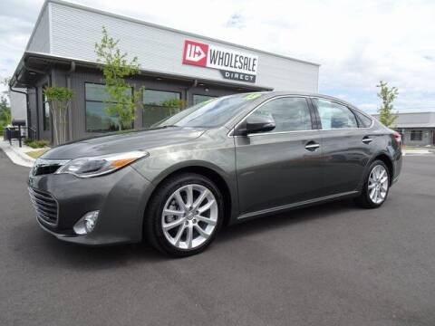 2013 Toyota Avalon for sale at Wholesale Direct in Wilmington NC