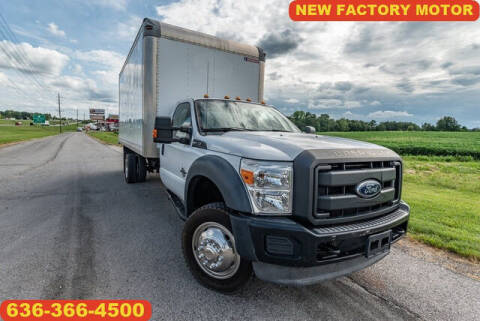 2014 Ford F-550 Super Duty for sale at Fruendly Auto Source in Moscow Mills MO