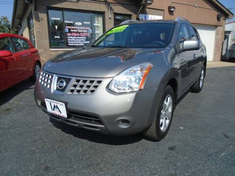 2010 Nissan Rogue for sale at IBARRA MOTORS INC in Cicero IL