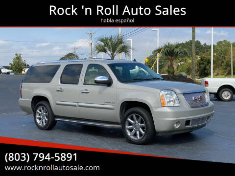 2007 GMC Yukon XL for sale at Rock 'n Roll Auto Sales in West Columbia SC