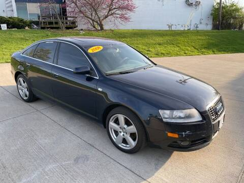 2008 Audi A6 for sale at Best Buy Auto Mart in Lexington KY