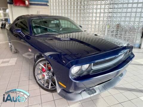 2013 Dodge Challenger for sale at iAuto in Cincinnati OH