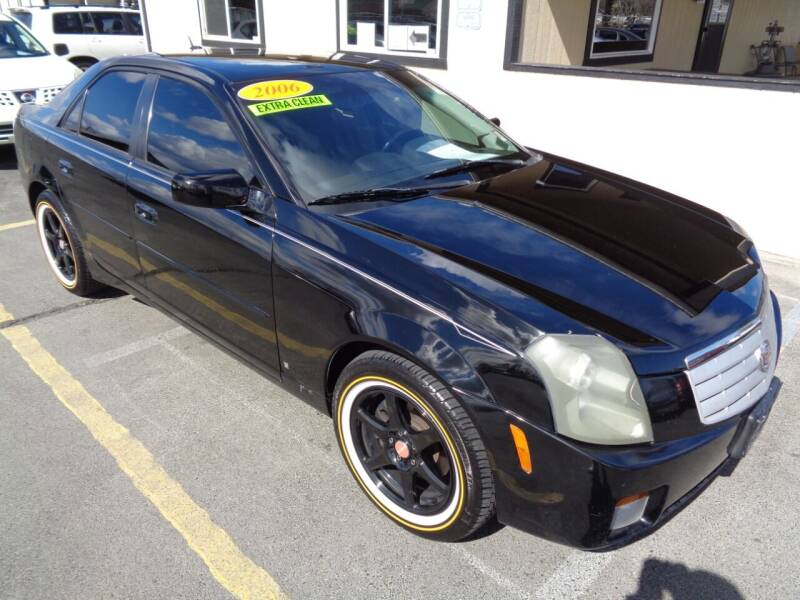 2006 Cadillac CTS for sale at BBL Auto Sales in Yakima WA