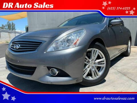 2013 Infiniti G37 Sedan for sale at DR Auto Sales in Glendale AZ