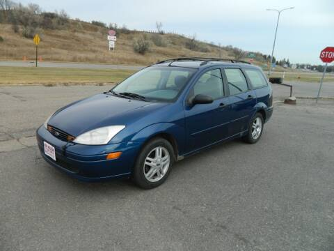 2000 Ford Focus for sale at Dick Nelson Sales & Leasing in Valley City ND