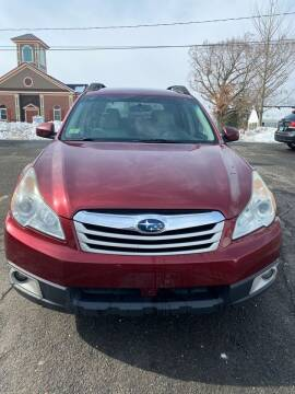 2011 Subaru Outback for sale at AR's Used Car Sales LLC in Danbury CT