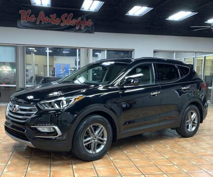 2017 Hyundai Santa Fe Sport for sale at The Auto Shoppe in Springfield MO