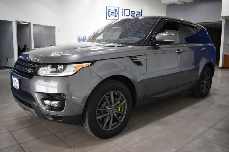 2016 Land Rover Range Rover Sport for sale at iDeal Auto Imports in Eden Prairie MN