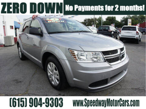 2018 Dodge Journey for sale at Speedway Motors in Murfreesboro TN