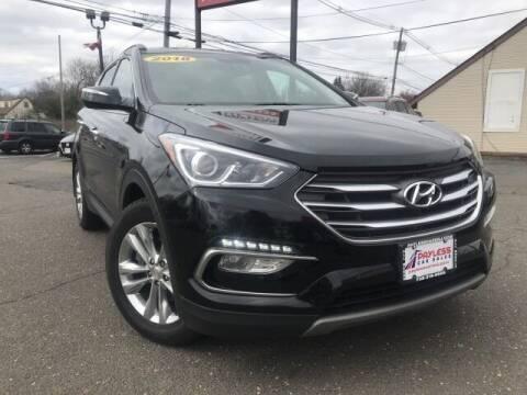 2018 Hyundai Santa Fe Sport for sale at PAYLESS CAR SALES of South Amboy in South Amboy NJ