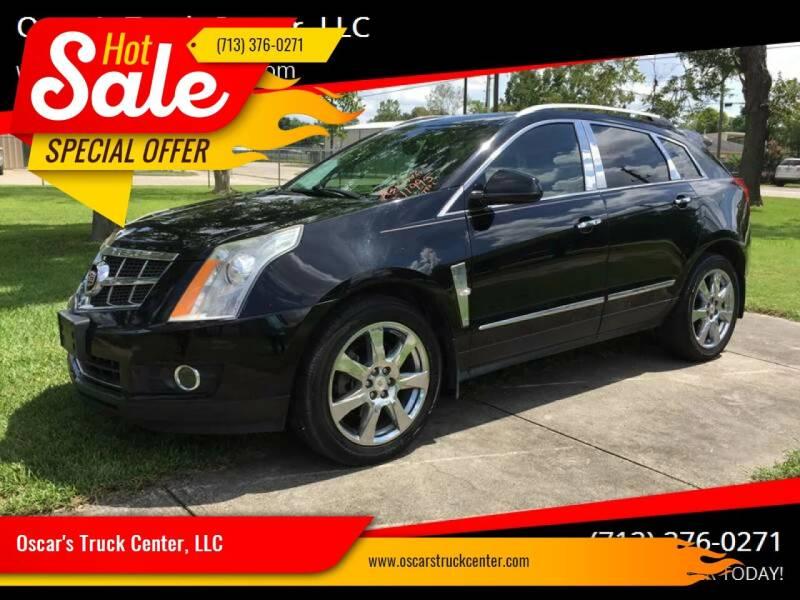 2012 Cadillac SRX for sale at Oscar's Truck Center, LLC in Houston TX