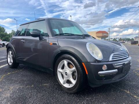 2004 MINI Cooper for sale at Carland Auto Sales INC. in Portsmouth VA
