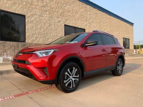 2017 Toyota RAV4 for sale at Dream Lane Motors in Euless TX