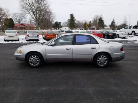 2000 Buick Regal for sale at Pierce Automotive, Inc. in Antwerp OH