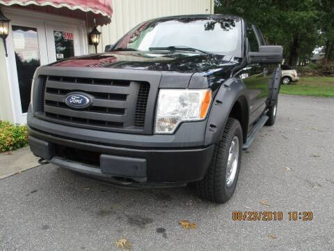 2012 Ford F-150 for sale at Bethlehem Auto Sales LLC in Hickory NC