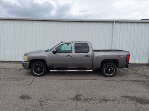 2007 Chevrolet Silverado 1500 for sale at Longhorn Motors in Belton TX