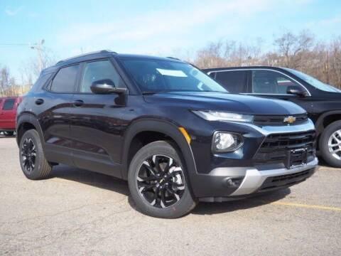 2021 Chevrolet TrailBlazer for sale at Mirak Hyundai in Arlington MA
