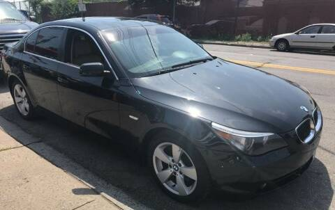 2006 BMW 5 Series for sale at Drive Deleon in Yonkers NY