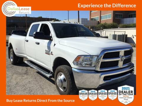 2017 RAM Ram Pickup 3500 for sale at Dallas Auto Finance in Dallas TX