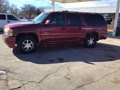 2001 GMC Yukon XL for sale at 4 B CAR CORNER in Anadarko OK