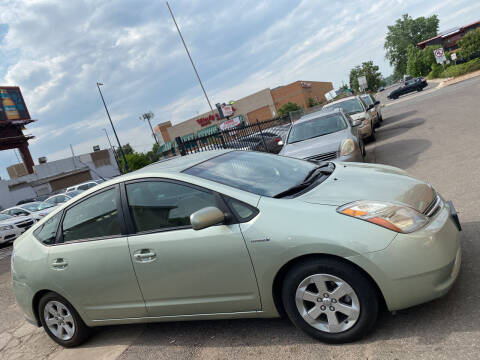 2007 Toyota Prius for sale at Sanaa Auto Sales LLC in Denver CO