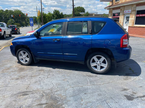 2009 Jeep Compass for sale at Autoville in Kannapolis NC
