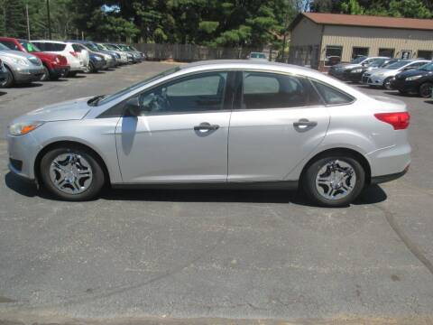 2016 Ford Focus for sale at Home Street Auto Sales in Mishawaka IN