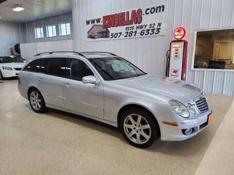 2008 Mercedes-Benz E-Class for sale at Kinsellas Auto Sales in Rochester MN