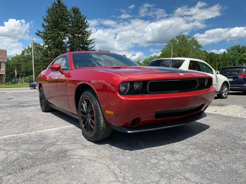 2009 Dodge Challenger for sale at 1NCE DRIVEN in Easton PA