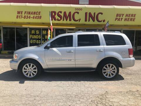 2007 Chrysler Aspen for sale at Ron Self Motor Company in Fort Worth TX