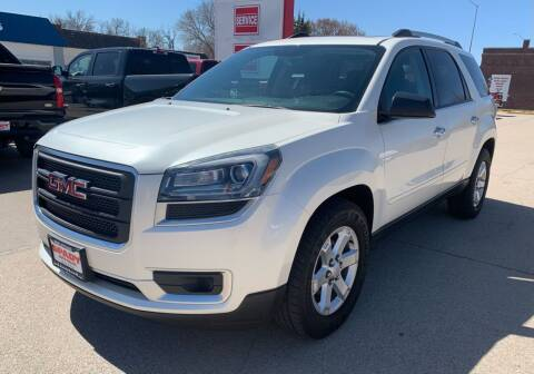 2015 GMC Acadia for sale at Spady Used Cars in Holdrege NE