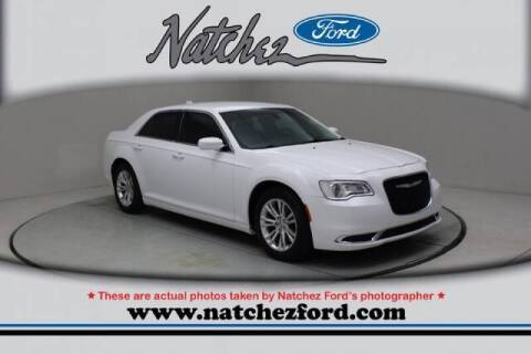 2016 Chrysler 300 for sale at Auto Group South - Natchez Ford Lincoln in Natchez MS