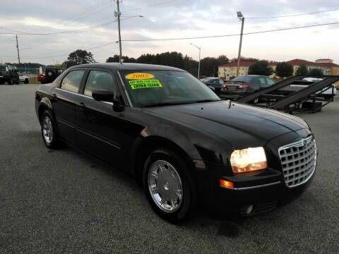 2005 Chrysler 300 for sale at Kelly & Kelly Supermarket of Cars in Fayetteville NC