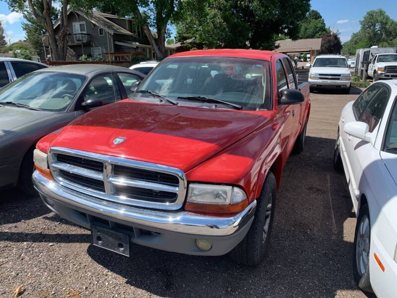 2002 Dodge Dakota for sale at Highbid Auto Sales & Service in Lakewood CO