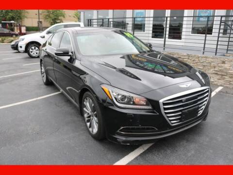 2015 Hyundai Genesis for sale at AUTO POINT USED CARS in Rosedale MD