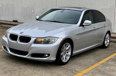 2010 BMW 3 Series for sale at Texas Auto Corporation in Houston TX