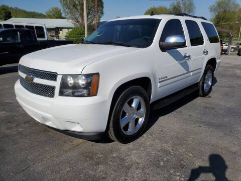 2011 Chevrolet Tahoe for sale at MCMANUS AUTO SALES in Knoxville TN