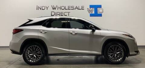 2019 Lexus RX 350 for sale at Indy Wholesale Direct in Carmel IN