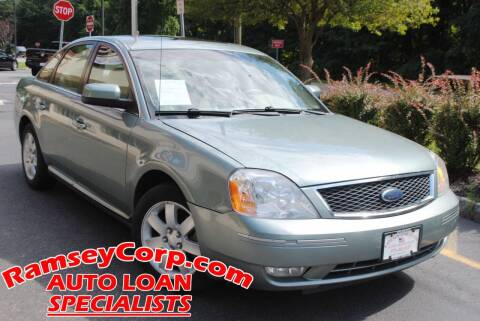 2006 Ford Five Hundred for sale at Ramsey Corp. in West Milford NJ
