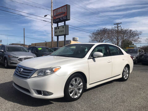 2011 Toyota Avalon for sale at Autohaus of Greensboro in Greensboro NC