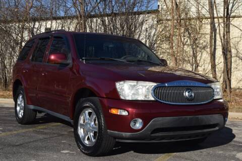 2005 Buick Rainier for sale at NEW 2 YOU AUTO SALES LLC in Waukesha WI