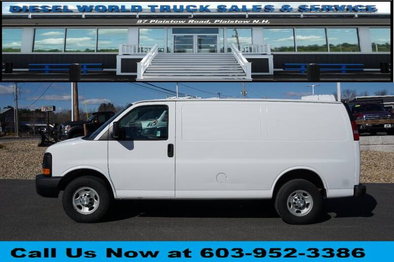 2014 Chevrolet Express Cargo for sale at Diesel World Truck Sales in Plaistow NH