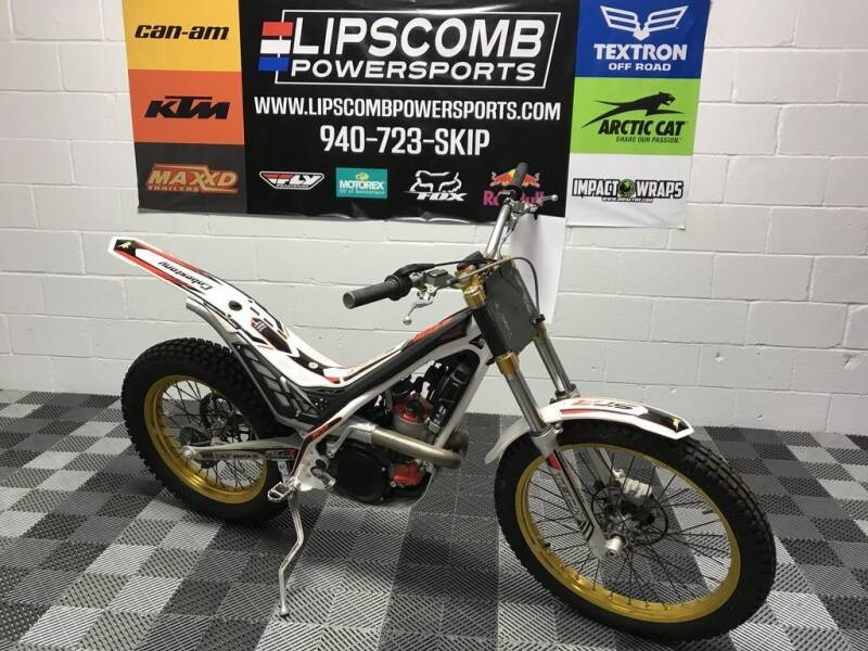 2013 Sherco 300 ST CABISTANY REPLICA for sale at Lipscomb Powersports in Wichita Falls TX