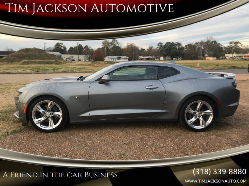 2020 Chevrolet Camaro for sale at Tim Jackson Automotive in Jonesville LA