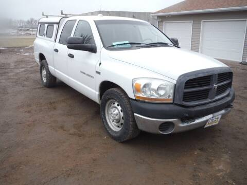 2006 Dodge Ram Pickup 2500 for sale at Car Corner in Sioux Falls SD