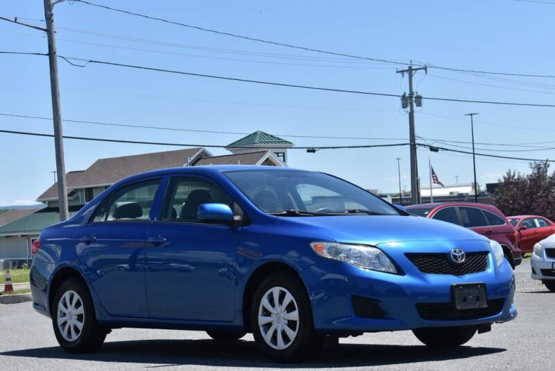 2009 Toyota Corolla for sale at Broadway Garage of Columbia County Inc. in Hudson NY
